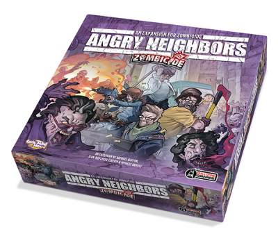Zombicide Season 3: Angry Neighbors