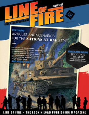 Line of Fire #13