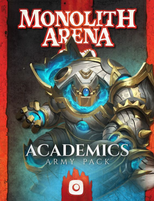 Monolith Arena: Academics