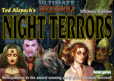 Ultimate Werewolf: Night Terrors