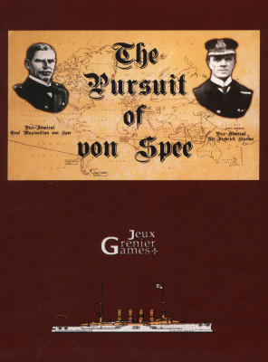 The Pursuit of von Spee
