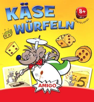 Käse Würfeln