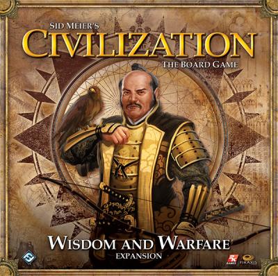 Sid Meier's Civilization: Das Brettspiel - Weisheit und Kriegskunst