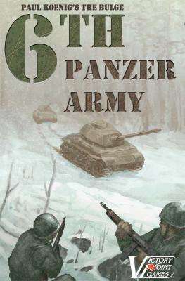 Paul Koenig's The Bulge: 6th Panzer Army