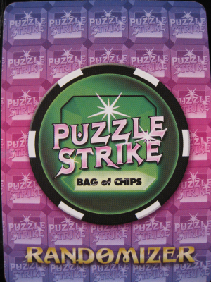 Puzzle Strike Randomizer Cards