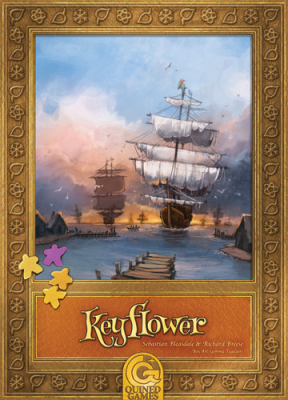Keyflower Masterprint 12