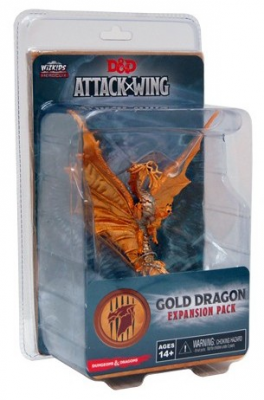 Dungeons & Dragons: Attack Wing – Gold Dragon Expansion Pack