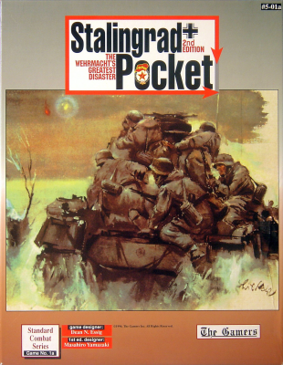 Stalingrad Pocket (2nd Edition)