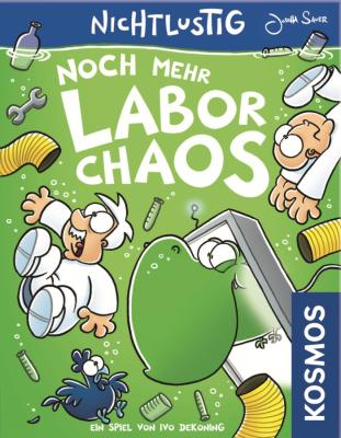 Nichtlustig: Noch mehr Labor Chaos