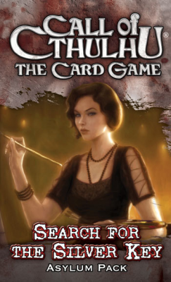 Call of Cthulhu: The Card Game - The Search for the Silver Key Asylum Pack