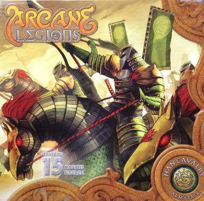 Arcane Legions: Han Army Pack - Cavalry