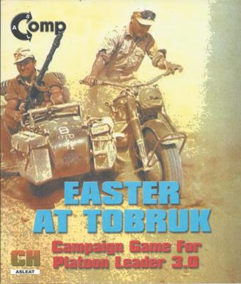 Easter at Tobruk