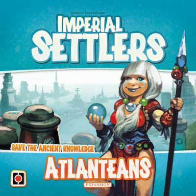 Imperials Settlers - Die Atlanter