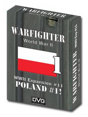 Warfighter: WWII Expansion #11 – Poland #1!