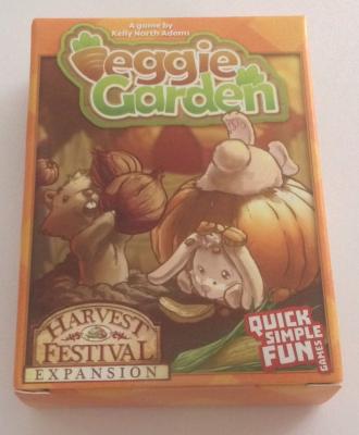 Veggie Garden: Harvest Festival Expansion