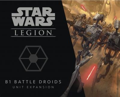 Star Wars: Legion – B1 Battle Droids Unit Expansion