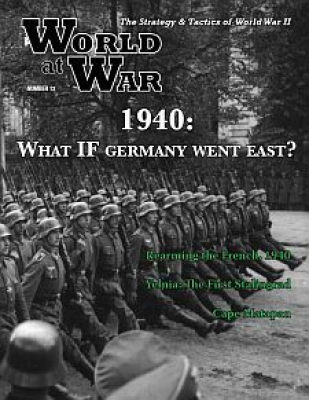 1940: What If Germany Went East?