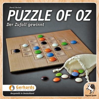 Puzzle of Oz
