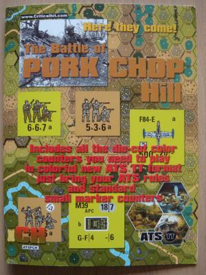ATS TT: The Battle of Pork Chop Hill