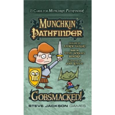 Munchkin Pathfinder: Gobsmacked