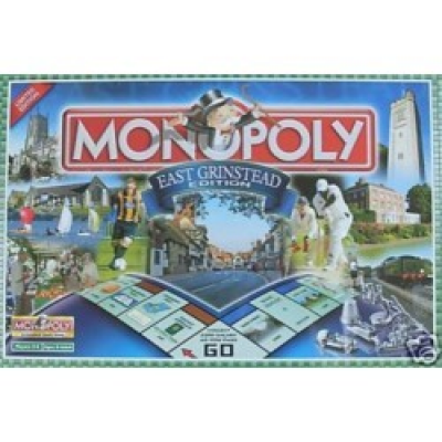 Monopoly: East Grinstead