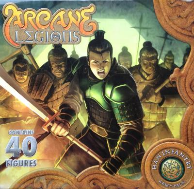 Arcane Legions: Han Army Pack - Infantry