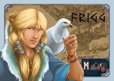 Yggdrasil: Frigg Promo