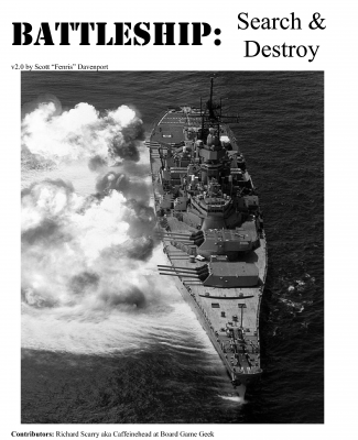 Battleship: Search and Destroy