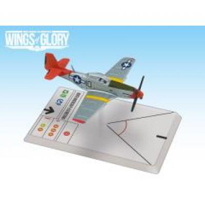 Wings of Glory: WW2 Airplane Pack - North American P-51D Mustang (Ellington)