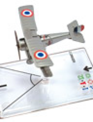 Wings of War: WW1 Airplane Pack - Nieuport 23 (Kibanov)