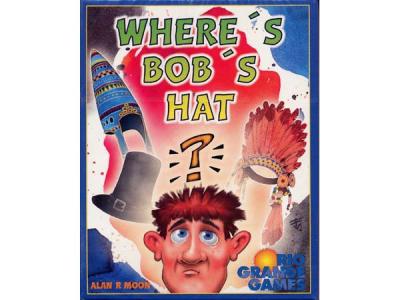 Where's Bob's Hat?
