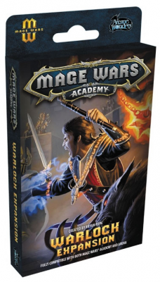 Mage Wars: Academy – Warlock Expansion