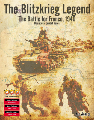 The Blitzkrieg Legend: The Battle for France, 1940