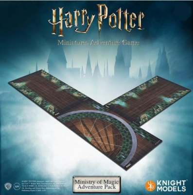 Harry Potter Miniatures Adventure Game: Ministry of Magic