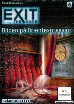 EXIT: The Game – Döden på Orientexpressen