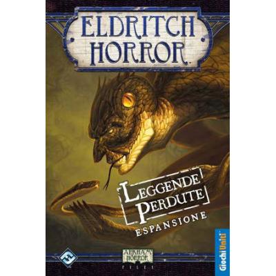 Eldritch Horror: Leggende Perdute