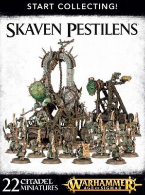 Warhammer: Age of Sigmar - Start Collecting! Skaven Pestilens
