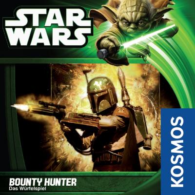 Star Wars: Bounty Hunter - Das Würfelspiel