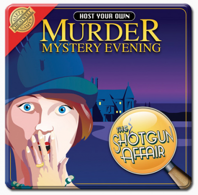 Murder Mystery Evening: The Shotgun Affair