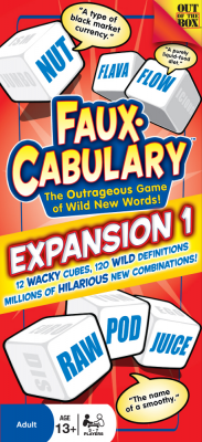 Faux•Cabulary: Expansion 1