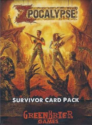 Zpocalypse: Survivor Pack 4