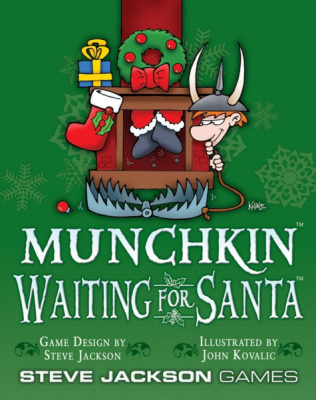 Munchkin: Waiting For Santa