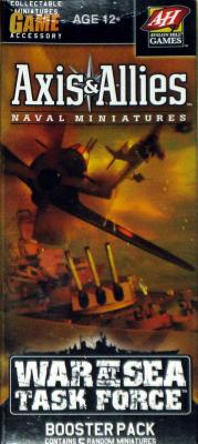 Axis & Allies: War at Sea Task Force