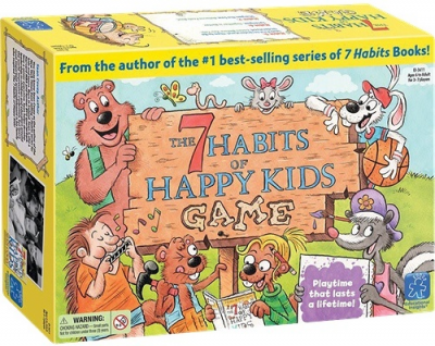 The 7 Habits of Happy Kids Game
