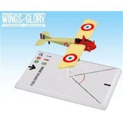 Wings of Glory: WW1 Airplane Pack - Morane-Saulnier Type N (Navarre)
