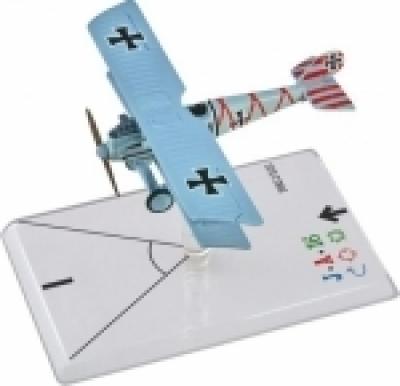 Wings of War: WW1 Airplane Pack - Pfalz D.III (Hohn)
