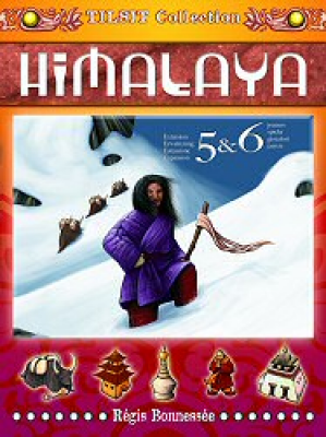 Himalaya: The 5-6 Player Expansion