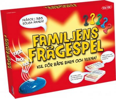 Familjens Frågespel