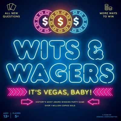 Wits & Wagers: It's Vegas, Baby!