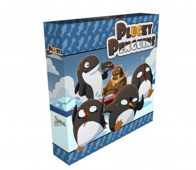Plucky Penguins
